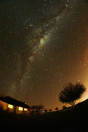 Kalahari Monate Lodge Caravan Park