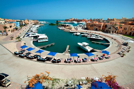 The Captain S Inn Abu Tig Marina El Gouna Hotels