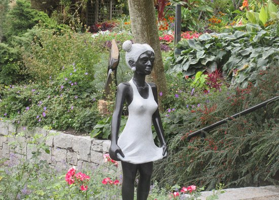 Wonderful VanDusen Botanical Garden, Vancouver, BC