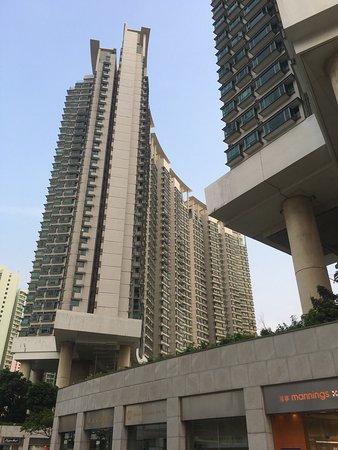 Un hotel perfecto para una conexión en Hong kong