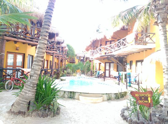 Holbox Dream Beach Front Hotel by Xperience Hotels: Piscina