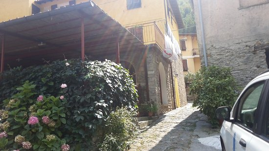 Rezzo, Ιταλία: Ristorante Lavinella