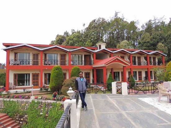Chaukori, Индия: Best Hotel in Chaukri