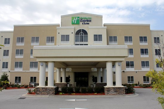 Holiday Inn Express & Suites Havelock: Hotel Exterior