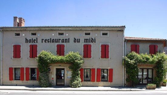 Hotel Restaurant du Midi: hotel