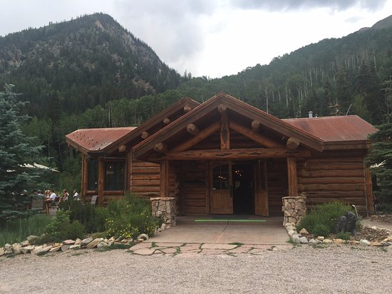 Pine Creek Cookhouse: Building