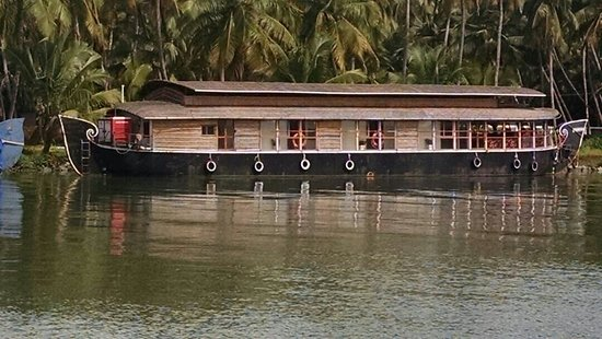 Valiyaparamba Backwaters