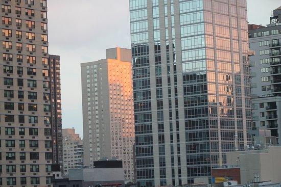 The Marmara Manhattan: balcony veiw