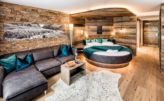Hotel Schwarzenstein: Nuova Stanza Nature Suite
