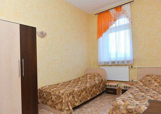 Solikamsk, Rusia: Double Room