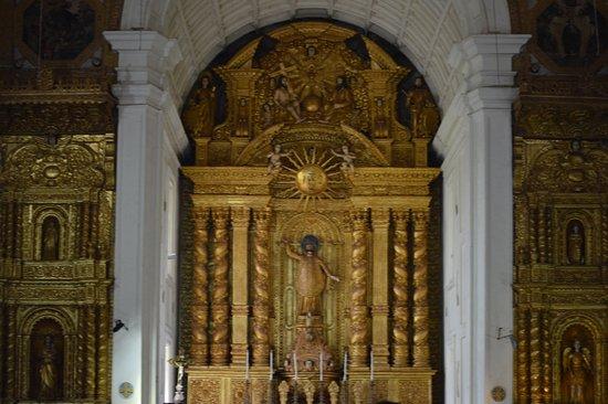 Basilica of Bom Jesus: Interiors