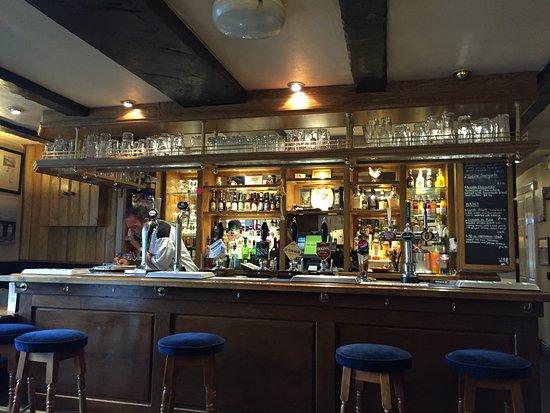 Austwick, UK: Bar