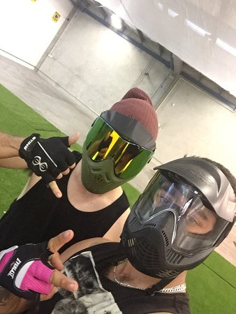 Gold Coast Indoor Paintball