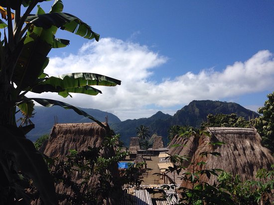 Bajawa, Indonesien: Totem ceremony and overnight stay at charming village