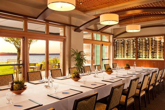 Woodmark Hotel & Still Spa : Woodmark Hotel_Meetings & Events_Great Room