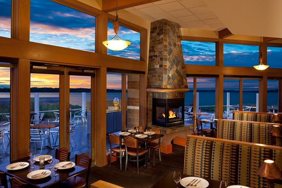 Woodmark Hotel & Still Spa : Woodmark Hotel_Restaurants_Beach Cafe