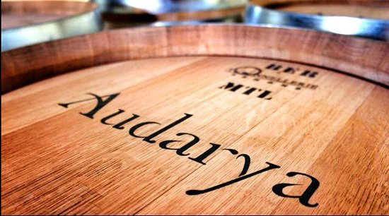 Serdiana, Италия: Audarya winery