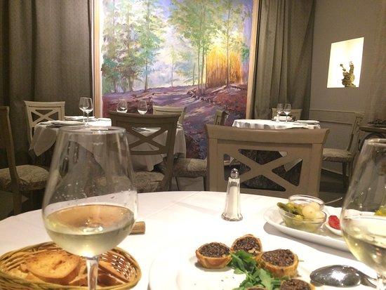 restaurantes romantico madrid