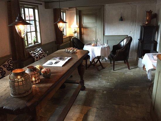 Sortebro Kro: quaint rooms