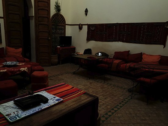 riad la maison des lallas b b reviews price comparison sefrou morocco tripadvisor. Black Bedroom Furniture Sets. Home Design Ideas