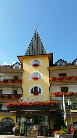 Hotel Oswald Selva di Val Gardena