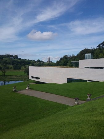 National Museum of Ireland - Country Life : Old meets new