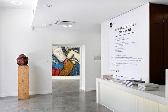 Fonds Regional d'Art Contemporain Auvergne (FRAC)