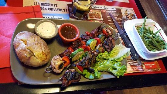 Buffalo grill saint die des vosges za hellieule 2 - Buffalo grill saint pierre les elbeuf ...