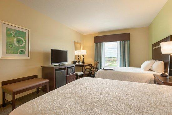 เบลตัน, มิสซูรี่: 2 Queen-Sized Beds Guest Room