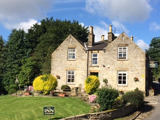 The Inn at Hawnby: voorkant van de Inn