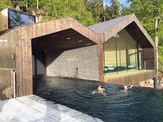 In altro a sinistra sauna picture of miramonti boutique for Hotel miramonti boutique