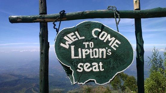 Katunayaka, Σρι Λάνκα: LIPTON SEAT