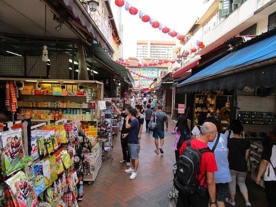 Singapore chinatown waxing service