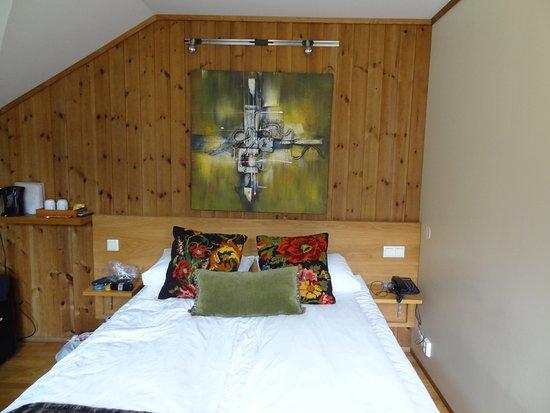 Flamsbrygga Hotell: Bedroom