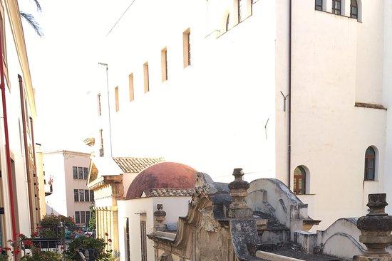 Palazzo Brunaccini: Vista dal balcone della camera