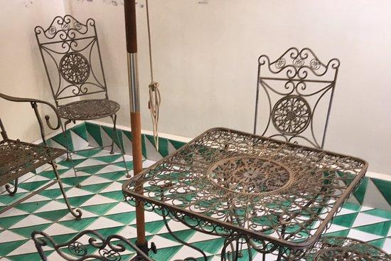 Palazzo Brunaccini: Terrazza a disposizione degli ospiti