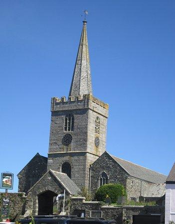 St Keverne, UK: St. Keverne church