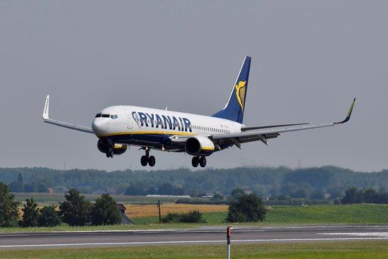 Ryanair: Landing in Zaventem