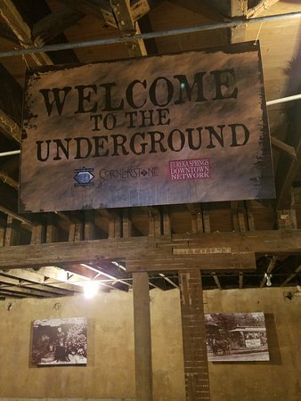 Downtown Underground Tour
