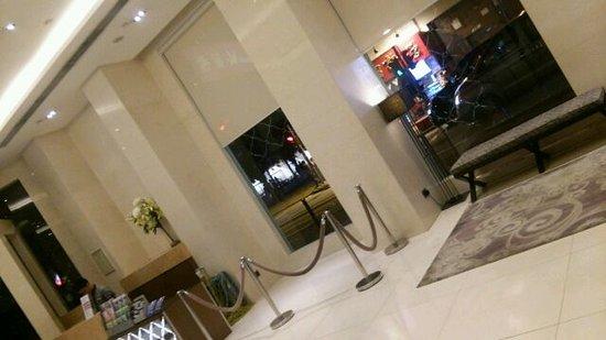 Silka Seaview Hotel: ロビー1