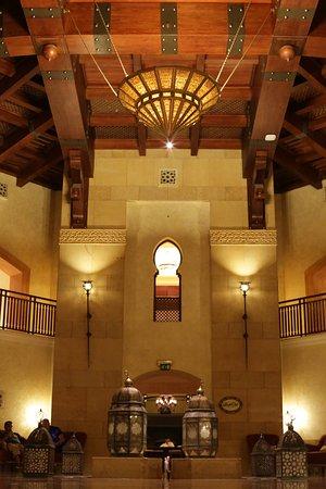 The Palace Port Ghalib: hall, reception area