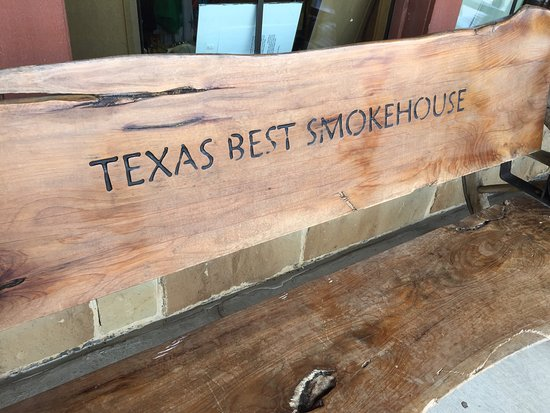 Texas Best Smokehouse in Midlothian.