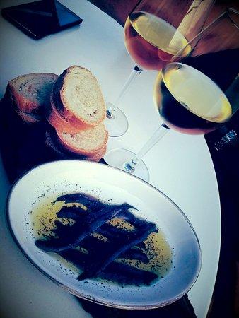 Vernazza Winexperience: Alici e Cinqueterre.