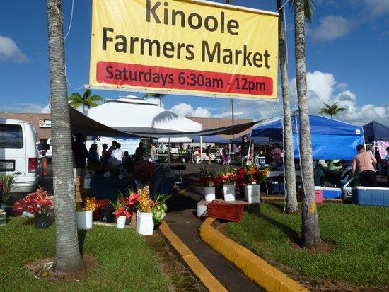 Kinoole Farmers Market