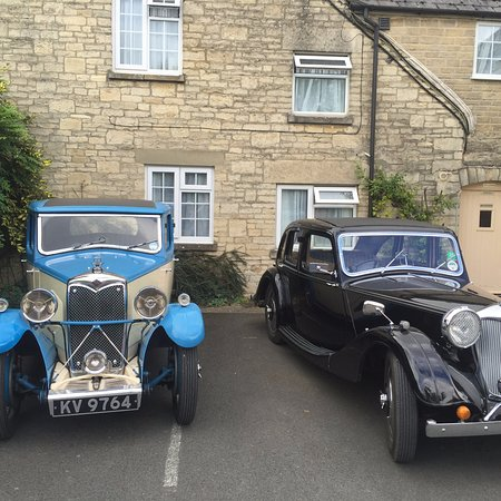 Crudwell, UK: Other guests transport