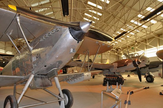 Broseley, UK: cosford air museum