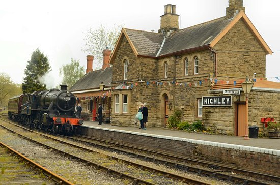 Broseley, UK: severn valley railway
