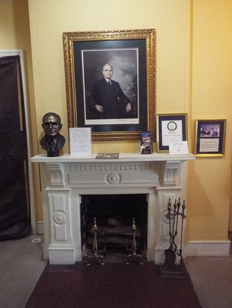 Harry S. Truman Little White House: Only room that you can take pictures in