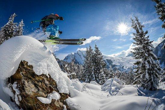 La Clusaz Ski Resort