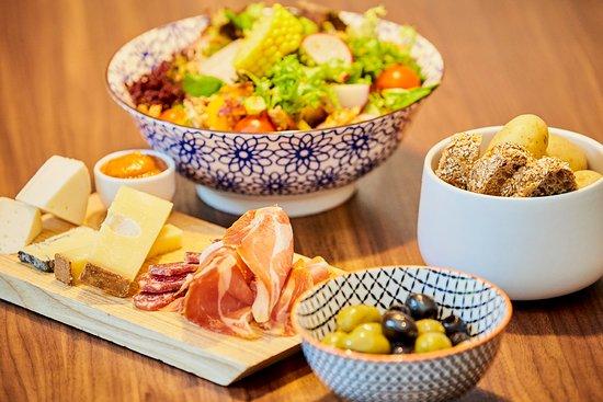 Greulich Design & Lifestyle Hotel: Herman's Food